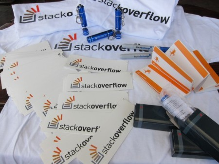 stackoverflow freebies