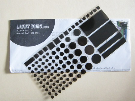 lightdims stickers